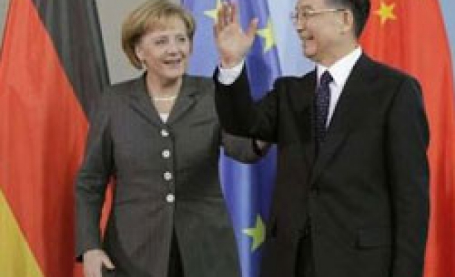 Germany, China want to reform int'l financial system