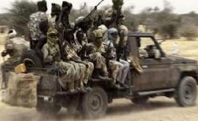 Sudan accuses Chad of entering Darfur to supply rebels
