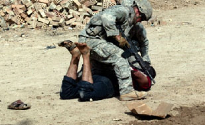 US troops admit abusing Iraqis