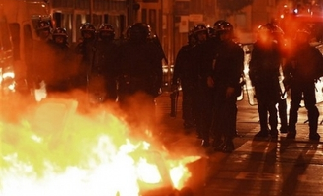 French youth riot erupted after Sarkozy's election