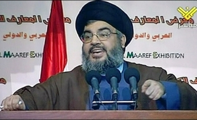Nasrallah: progress on soldiers, no UN tribunal without approval