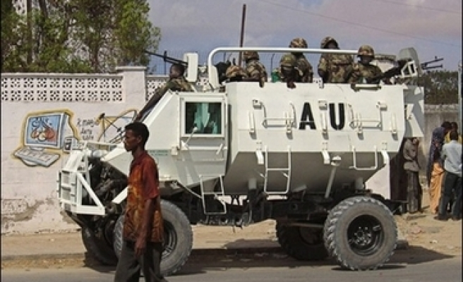 African Union to send 8,000 troops to Somalia