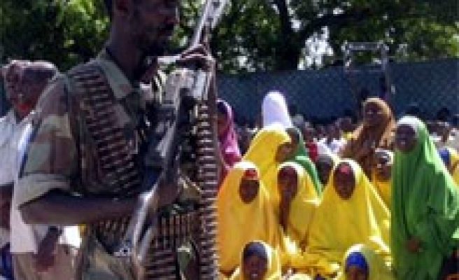 Somali forces ban and burn women's veils