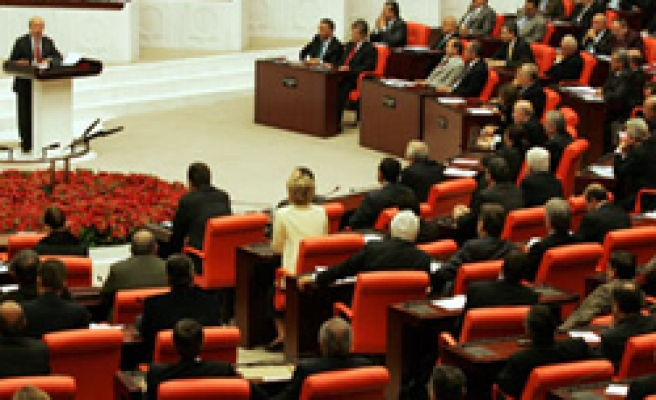 Turkish parliament approved seven articles