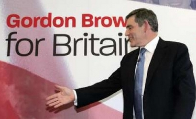 Brown launches PM bid, vows new style