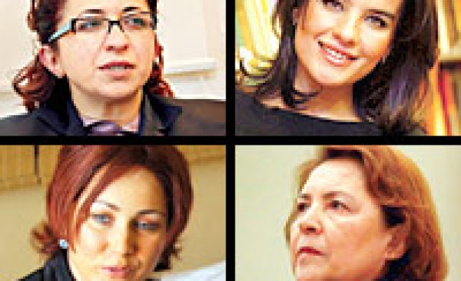 Women aspiring to top candidate lists