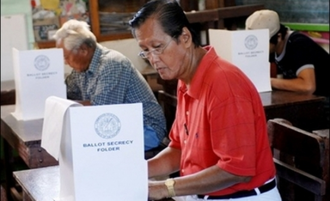 Polls fraud to be investigated in Philippines