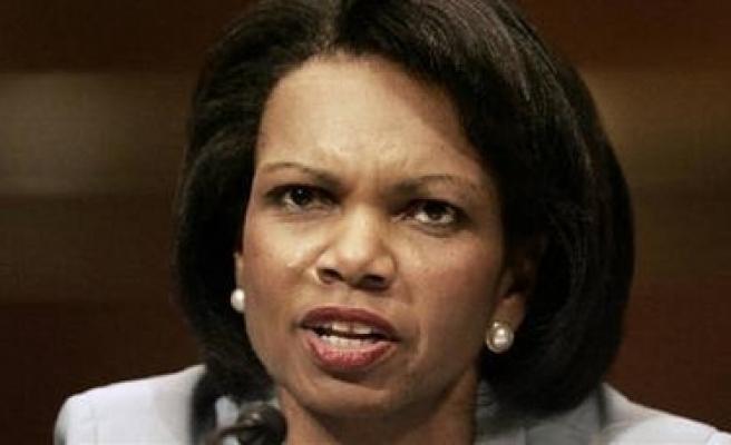 Rice says there is no new Cold War