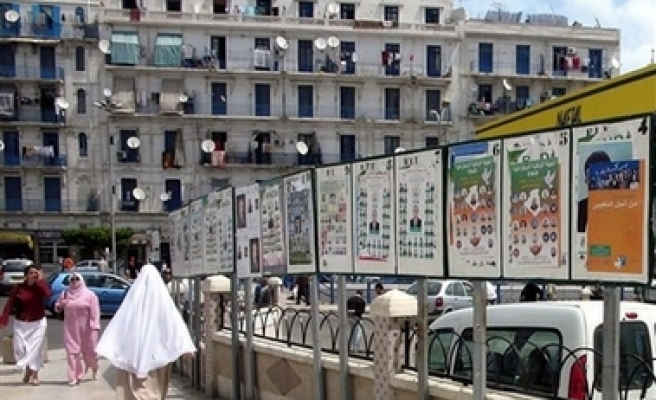 Polls open in Algeria election with a call for boycott