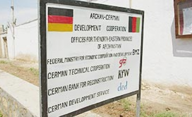 German troops die in Afghanistan