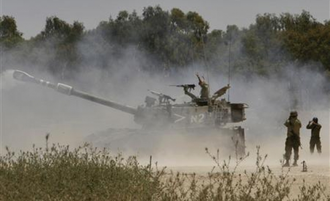 Israel planning wide-scale military attack into Gaza