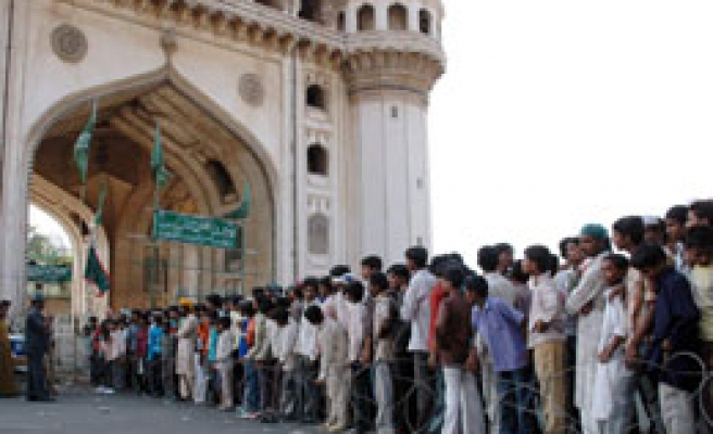 Hyderabad mosque blast toll rises to 16