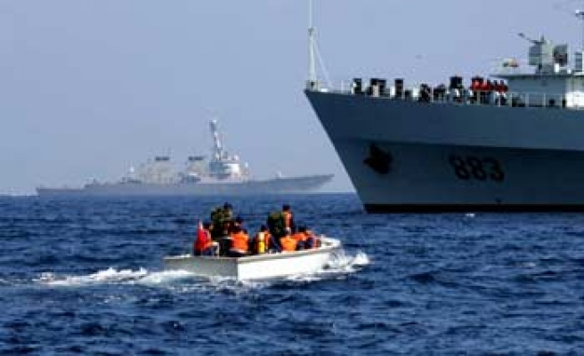 Turkey and 12 countries join AMAN exercise