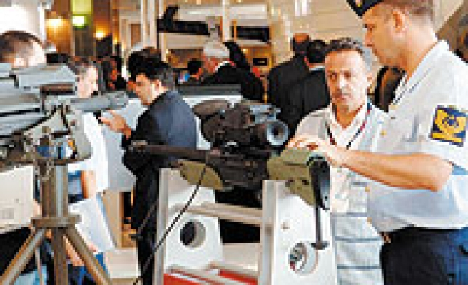 Turkish defense industry sets its road map