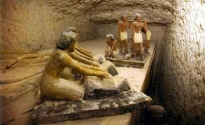 Tomb of ancient Egypt courtier found
