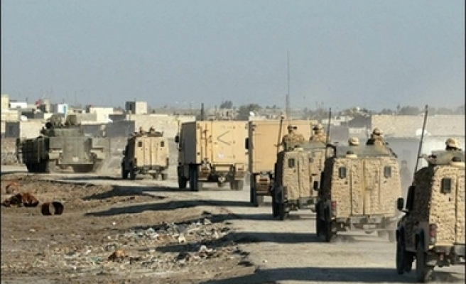 Gunmen ambush British fuel convoy in Iraq