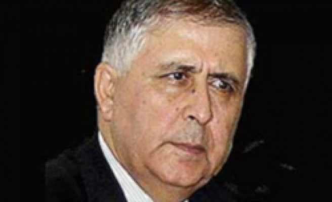 Special envoy Edip Baser removed from office