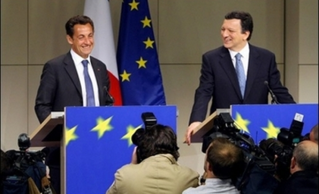 Sarkozy not changed about Turkey