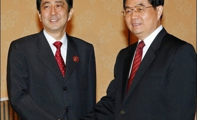 Japan arranging summit with China