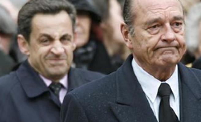 Chirac linked to secret bank account