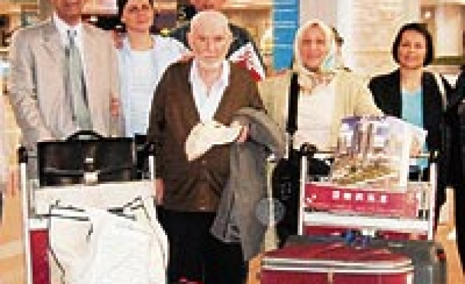Hope journey for cancer patients