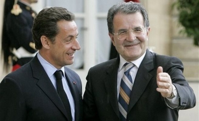 French, Italian leaders meet, say different views about Turkey