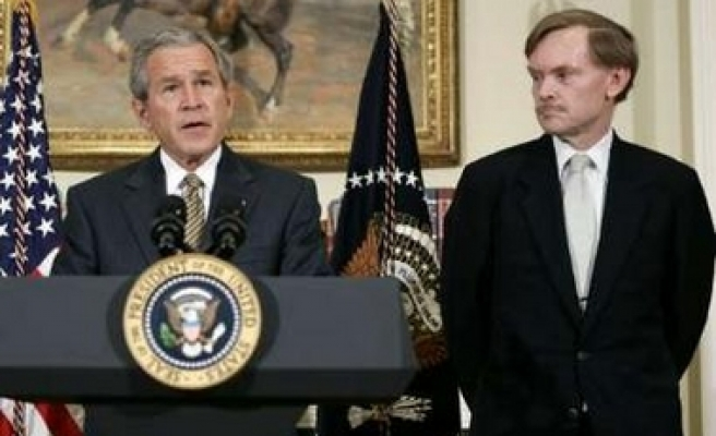 Bush to name Zoellick to lead World Bank