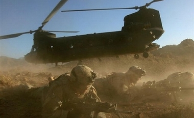Taliban attack-helicopter kills 7