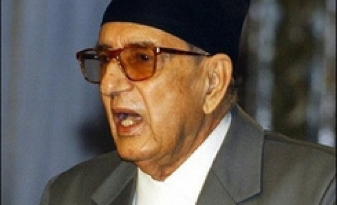 Nepal parties agree to November polls