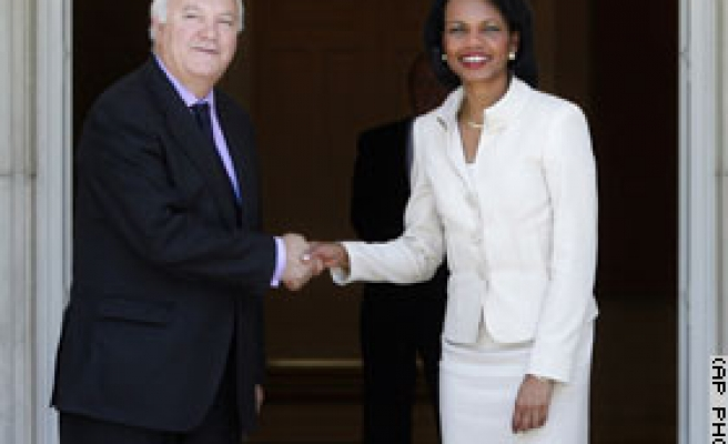 Rice: U.S., Spain allies with differences