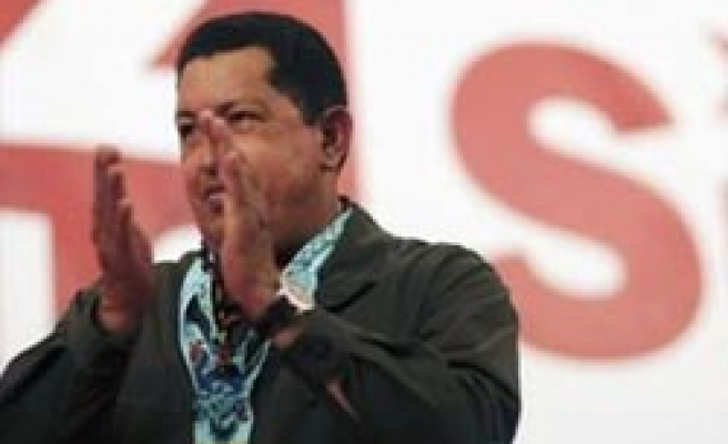 Venezuela's Chavez celebrates 10 years in office