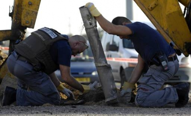 Rocket from Gaza hits southern Israel without casualty
