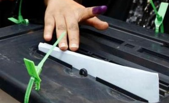 Iraq probing Sunni Arab's charges on serious vote fraud