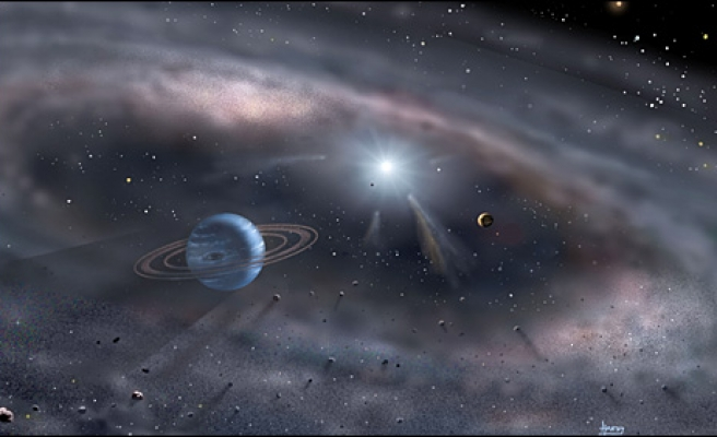 Smallest planet discovered out of our solar system