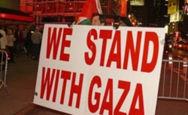 South Africa dock workers protest Israeli cargo over Gaza