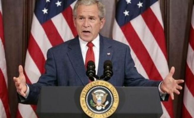 Bush heads to Europe for G8