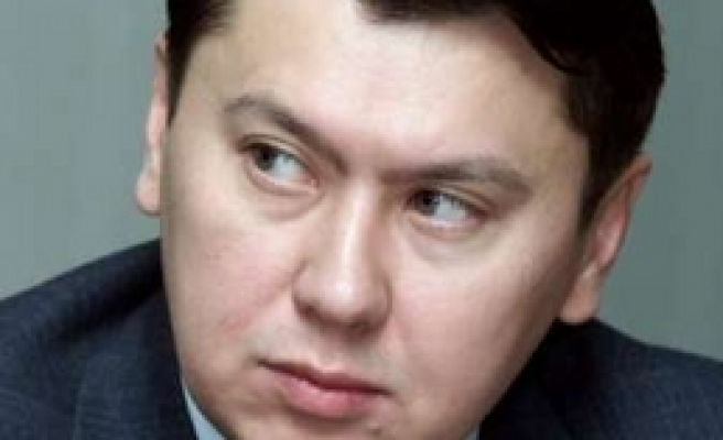 Kazakh leader's son-in-law freed on bail