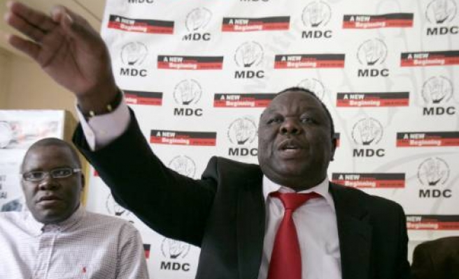 Tsvangirai to be sworn as Zimbabwe PM on Wednesday