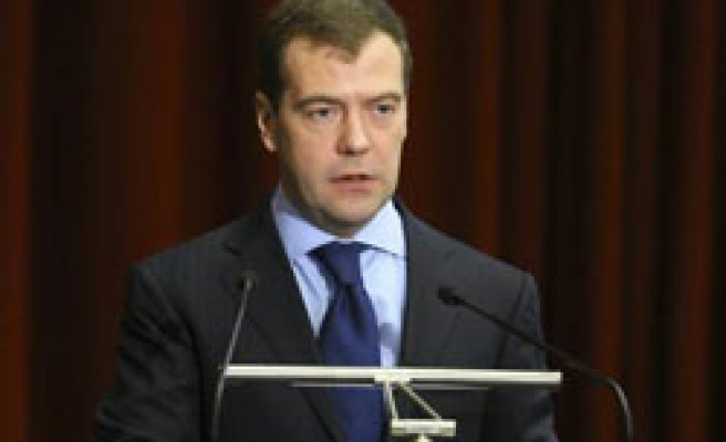 Economic crisis triggers racist extremism in Russia: Medvedev
