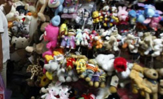 India says ban on Chinese toys for public safety