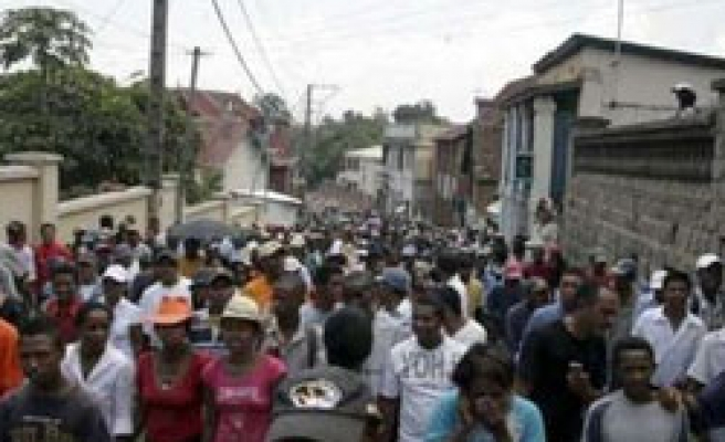 Up to 25 people killed in Madagascar protests