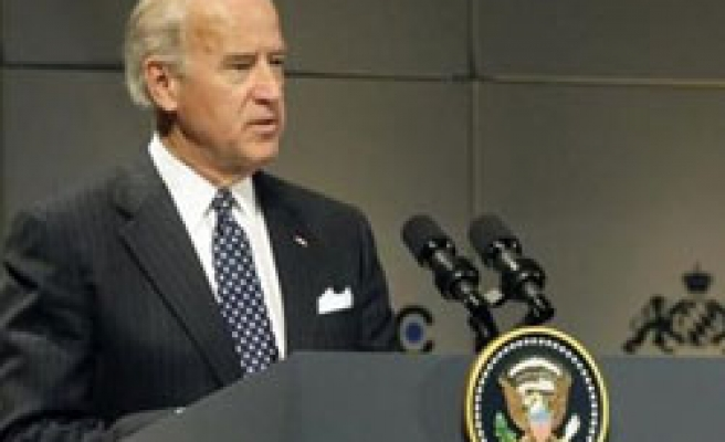 Biden tells new tone of US foreign policy but hints army force