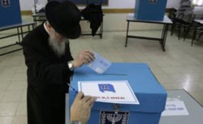 Palestinians see no hope as Israel election underway