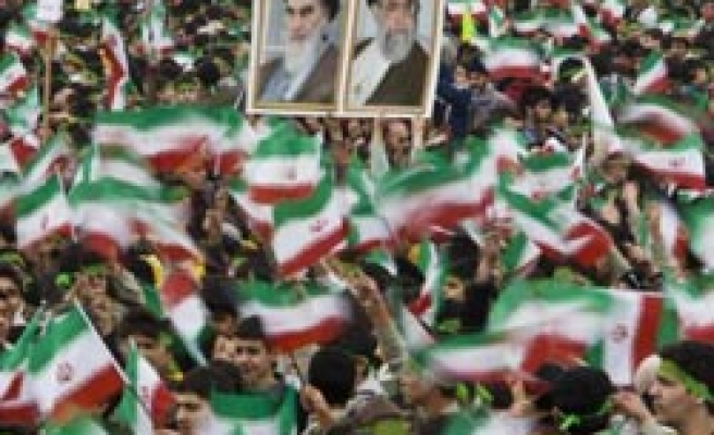 Iran 'ready for US talks' as 30th revolution being marked