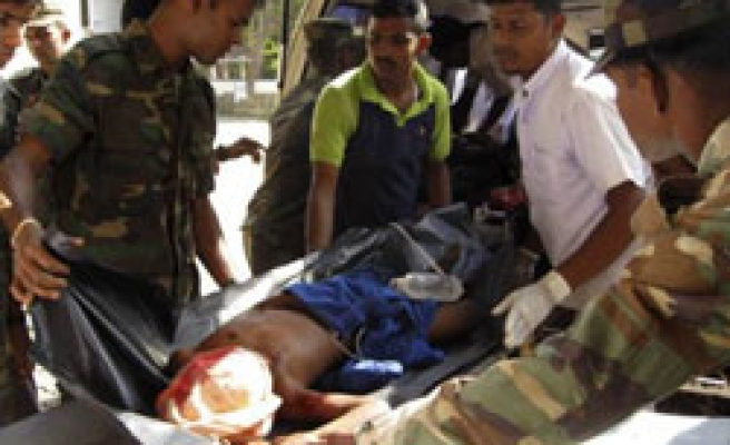 Civilian Tamils dying in Sri Lanka as both sides deny killing