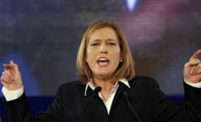 Palestinians: No better future with neither Livni nor Netanyahu