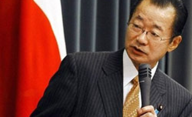 Japan says hopes US package won't foster protectionism