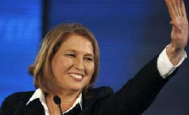 Livni retains her one-seat lead in Israeli election