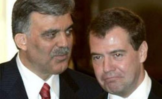 Turkey, Rusia to set up technical delegation over customs gate