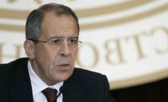Russian FM welcomes US signals on missile shield in EU